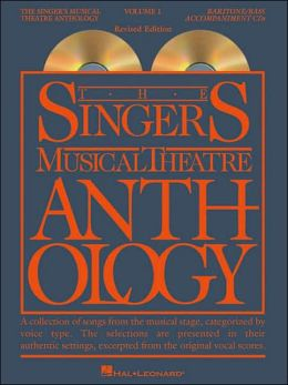 The Singer's Musical Theatre Anthology, Baritone/Bass - Accompaniment CDs