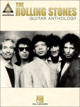 The Rolling Stones Guitar Anthology (Artist Songbooks Series)