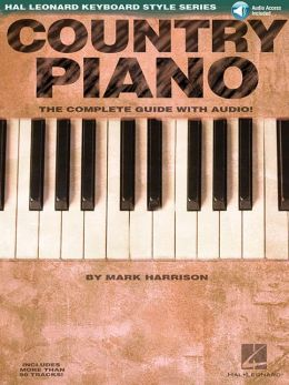 Country Piano ( Hal Leonard Keyboard Style Series)