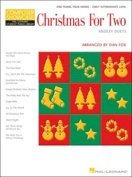 Christmas for 2: Medley Duets (Easy Piano Series)
