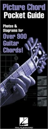 Picture Chord Pocket Guide: Photos and Diagrams for over 900 Guitar Chords