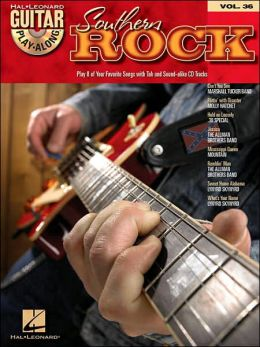 Southern Rock - Guitar Play-Along Series, Volume 36