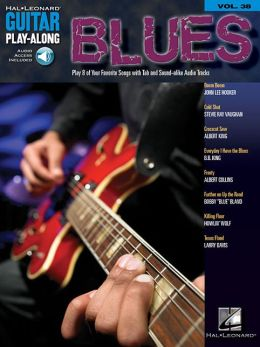Blues - Guitar Play-Along, Volume 38