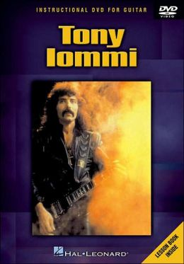 Tony Iommi : Instructional DVD For Guitar