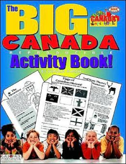 The Big Canada Reproducible Activity Book!