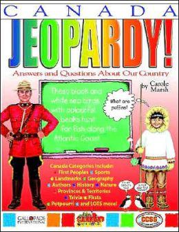 Canada Jeopardy!