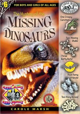 Mystery of the Chicago Dinosaurs (Real Kids Real Places Series, Volume 6)