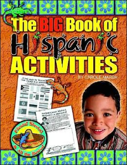 The Big Book of Hispanic Activities