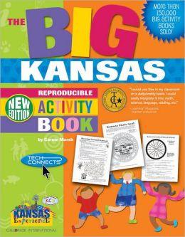Big Kansas Activity Book!