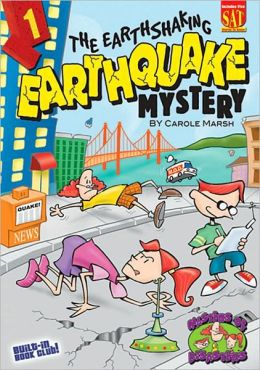 Earthshaking Earthquake Mystery!