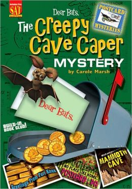 Dear Bats: the Creepy Cave Caper Mystery