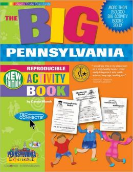 Big Penn Activity Book