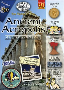 The Curse of the Ancient Acropolis: Athens, Greece