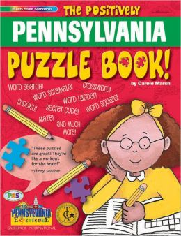 Positively Pennsylvania Puzzle Book