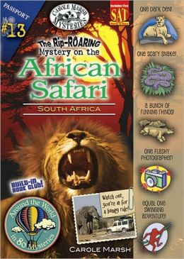 Rip-Roaring Mystery on the African Safari: South Africa
