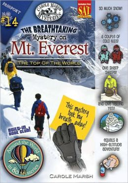 The Breathtaking Mystery on Mount Everest: The Top of the World