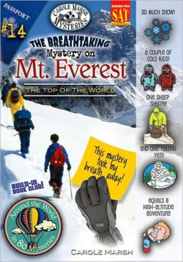 The Breathtaking Mystery on Mt. Everest: The Top of the World