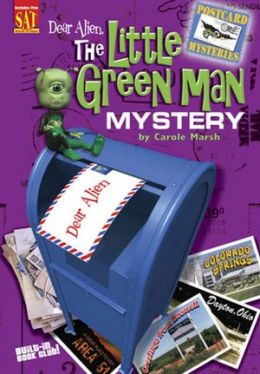 Dear Alien: The Little Green Man Mystery