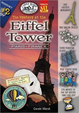 The Mystery at the Eiffel Tower