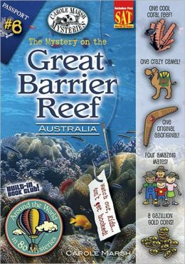 The Mystery on the Great Barrier Reef: Sydney, Austrailia