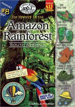 The Mystery in the Amazon Rainforest: South America