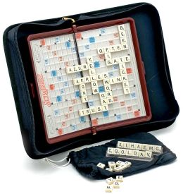 Travel Scrabble Folio Edition