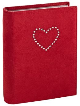 Rhinestone Heart Journal 4x6