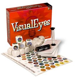 Visual Eyes Game