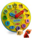 Product Image. Title: Shape Sorting Clock