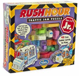 Rush Hour Junior Traffic Jam Puzzle Game