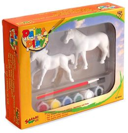 Paint-N-Play Horse Set