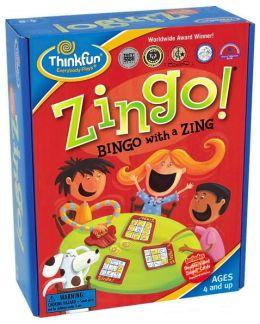Zingo! Bingo Game