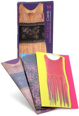 Art Deco Dresses Notecard Wallet