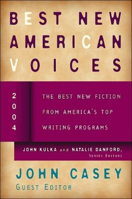 Best New American Voices 2004