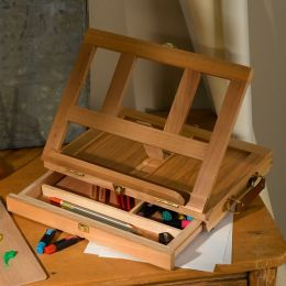 Elm Wood Easel/Stand