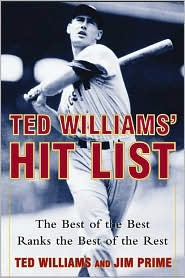 Ted William's Hit List: The Best of the Best Ranks the Best of the Rest