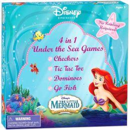 Little Mermaid 4 in 1 Game
