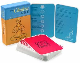 The Chakra Deck: 50 Cards for Promoting Spiritual and Physical Health