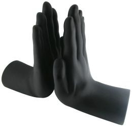 High Five Bookends- Black
