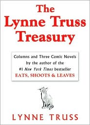Lynne Truss Treasury: Essays and Comic Novels
