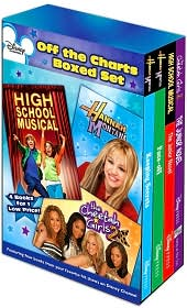 Disney Channel Presents Off the Charts Boxed Set