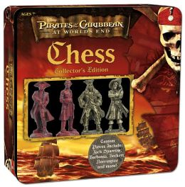 Pirates of the Caribbean at World's End Chess