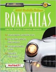 2006 RoadMaster Portable Deluxe Road Atlas
