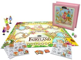 Adventures in Fairyland Box Game