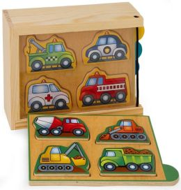 Mini Puzzle Pack Vehicles