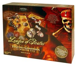 Pirates of the Caribbean League of Pirates Game (B&N Exclusive)