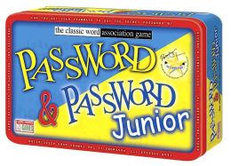 Password/Password Junior Game Tin