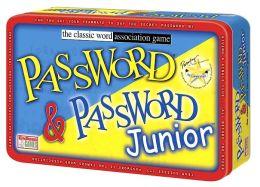 Password/Password Junior Game Tin