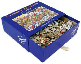 BOSTON-From Beantown to P-Town Fazzino 1000 Piece Puzzle (B&N Exclusive)