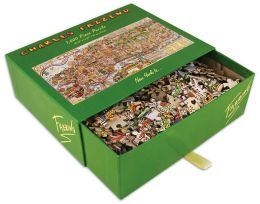 NEW YORK- Is Fazzino 1000 Piece Puzzle (B&N Exclusive)